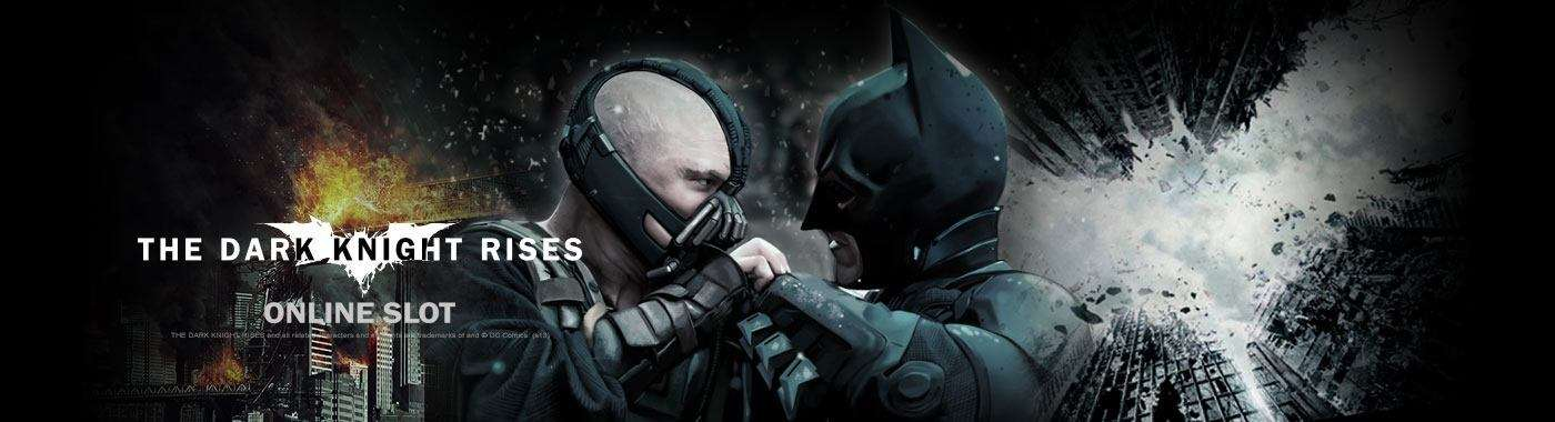 играть в The Dark Knight Rises